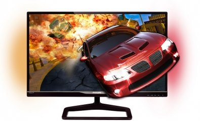 Philips lanza Gioco, un monitor 3D ideal para jugones