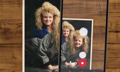 Cómo escanear (en un momento) fotografías antiguas