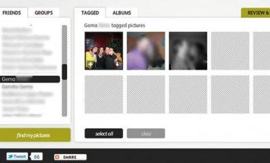 Descarga álbumes y fotos de Facebook