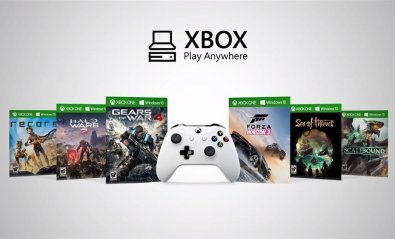 «Xbox Play Anywhere» en Septiembre