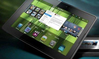 RIM retrasa el lanzamiento de PlayBook OS 2.0