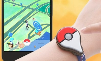 Pokémon GO Plus, el wearable para atrapar pokémons