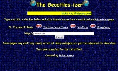 Descubre el aspecto de tus webs favoritas de haber sido diseñadas en los 90