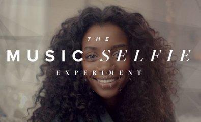 The Music Selfie Experiment: tu cara me suena de algo