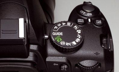 Nikon D3000, culmen en réflex de consumo