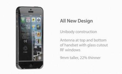Un vídeo muestra cómo podría ser el iPhone 5