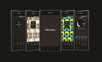 PRADA de LG 3.0, el smartphone que presume de estilo