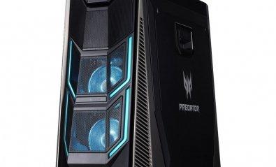 Los Predator Orion incorporan la novena generación Intel Core