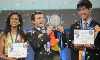 Un estudiante rumano gana el primer premio ISEF de Intel