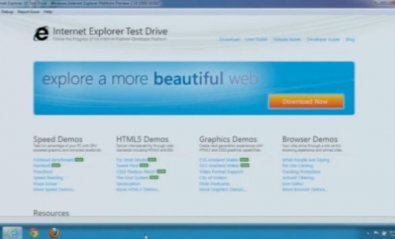 Microsoft presenta en sociedad Internet Explorer 10