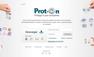 Prot-On, un software español para proteger tus archivos en la Red