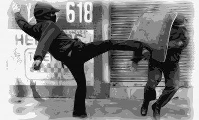 Creador de RIOT: 'Vivir unos disturbios me inspiraron para crear el videojuego'