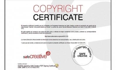 Registra tus creaciones con Safe Creative