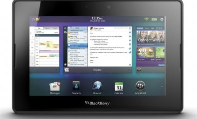 BlackBerry PlayBook OS 2.0, todavía una gran promesa
