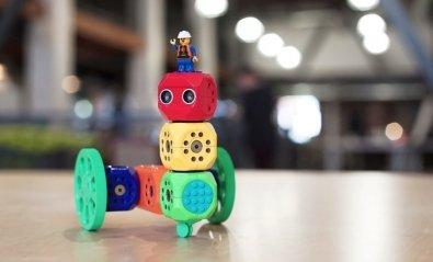 Robo Wunderkind, el LEGO del futuro para aprender a programar