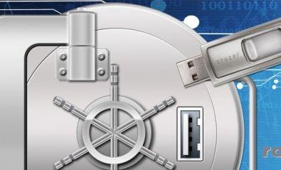Protege los datos que llevas en tu USB sin gastar un euro