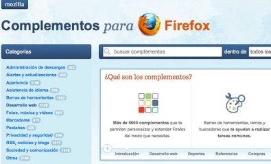 Sácale el jugo a Firefox
