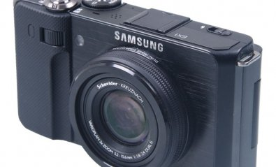 Samsung EX1, óptica correcta en un modelo de peso