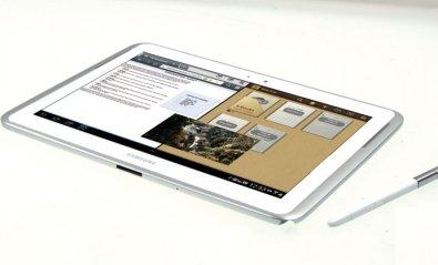 Galaxy Note 10.1, Samsung recupera el espíritu de las tabletas