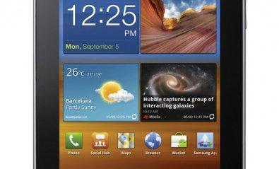 Samsung Galaxy Tab 7.0 Plus, para los que buscan calidad