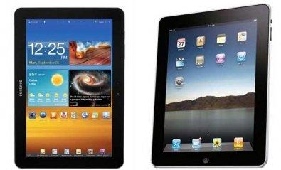 Samsung deberá compensar a Apple por copiar el iPad