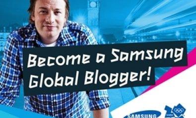 Samsung busca bloggers para los juegos olímpicos