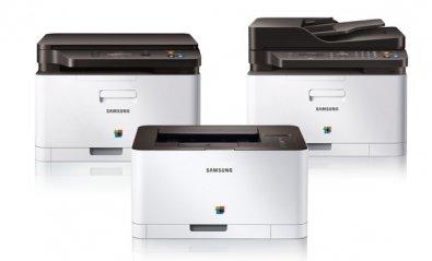 Samsung presenta impresoras láser y multifunción con NFC