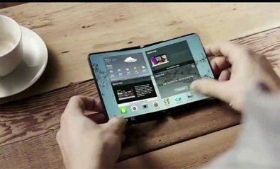 Samsung quiere doblar tu móvil