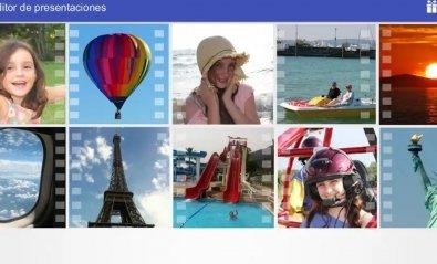 Tres apps para crear presentaciones con tus fotos del móvil