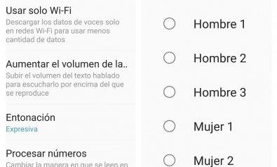 Cómo pasar el texto a voz en tu móvil