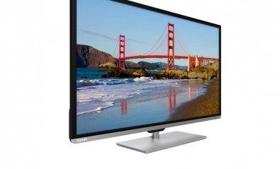Toshiba anuncia la gama de televisores Slim LED 3D L7