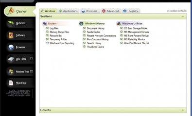 SlimCleaner Free 4, ideal para usuarios con cierta experiencia