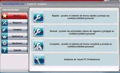 Smart PC Professional 5.5: arregla, limpia y optimiza