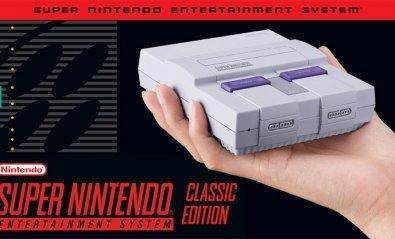 Dos mandos y 21 juegos: así es la SNES Mini que estabas esperando