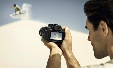 Sony presenta las esperadas cámaras Nex-C3 y A35