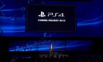 Sony PlayStation 4, ausente en su propia presentación