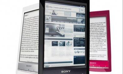 Lector de libro electrónico Sony Reader WiFi (PRS-T1)