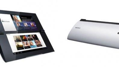 Sony pone a la venta su Tablet P, el primero con doble pantalla