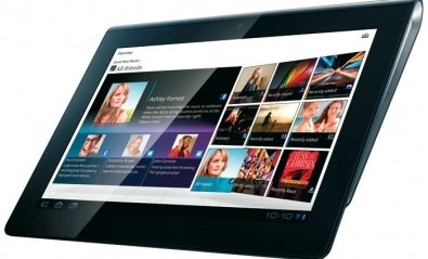 Sony Tablet S, configuración a la última