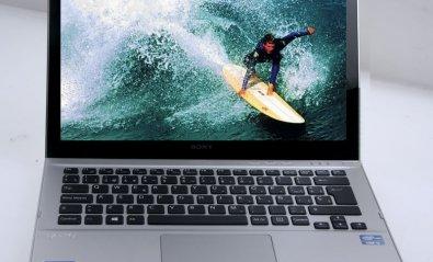 Ultrabook táctil Sony VAIO SVT1312V9E excelentemente diseñado