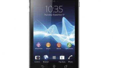 Xperia T, un smartphone claramente Sony