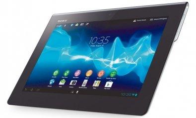 Sony XPERIA Tablet S: resistente a salpicaduras y con cómodo agarre
