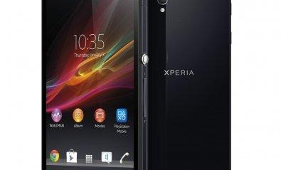 Xperia Z, el nuevo smartphone premium de Sony
