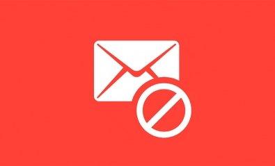 Cuatro trucos para evitar el bombardeo de spam en tu correo