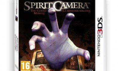 Spirit Camera, terror y Realidad Aumentada para Nintendo 3DS