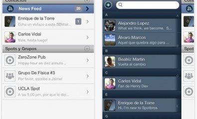 Spotbros: mensajería segura y red social en una sola app