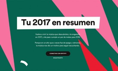 Spotify te hace tu Top 100 de canciones más escuchadas de 2017