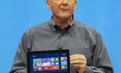 Microsoft presenta su propio tablet para Windows 8: Surface