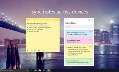 Cómo sincronizar tus notas rápidas de Windows