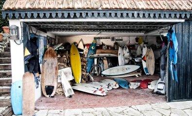 Surfergarage: 'Diseñada por y para surfistas'